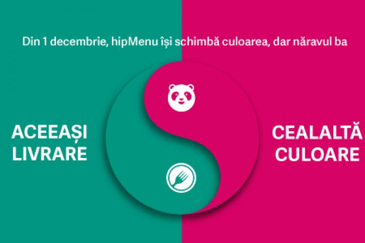 Platforma de food delivery hipMenu devine foodpanda