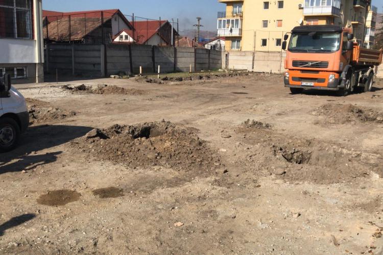 Școala din Gheorghe Șincai din Florești va avea sală de sport - FOTO