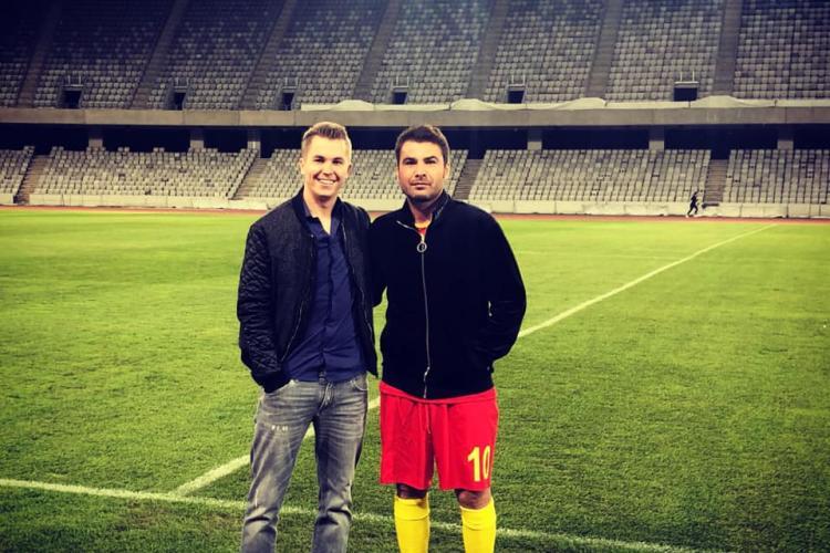 """Mutu ar vrea un derby U Cluj - CFR Cluj. """"E emblema orașului"""""""