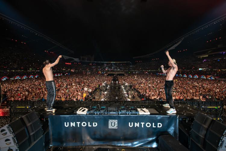 Cei mai buni 10 DJ din lume au fost pe scena UNTOLD. DJ MAG a prezentat topul, pe 2019, cu cei mai buni dj din lume