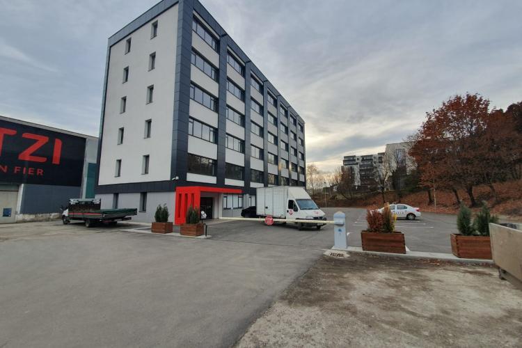 Poliția Cluj-Napoca are un nou sediu! Vezi unde se află FOTO