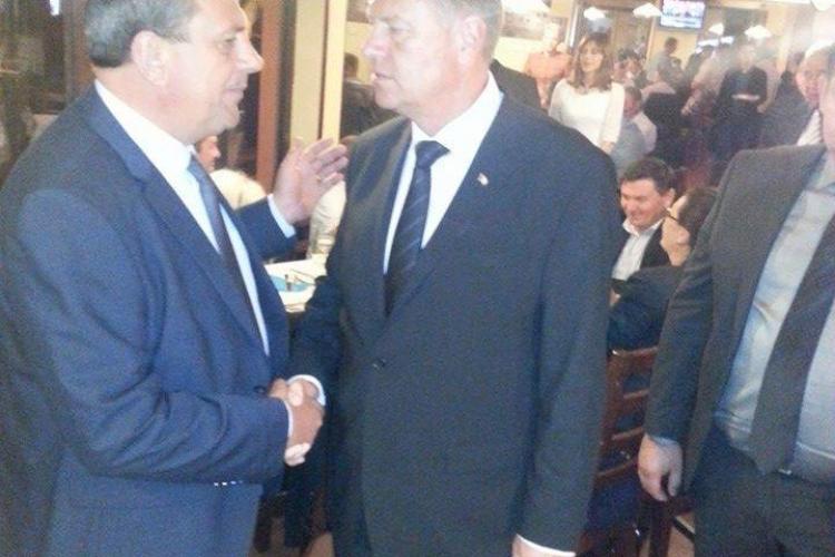 Cum s-a votat în Florești! Iohannis a șters pe jos cu Dăncilă