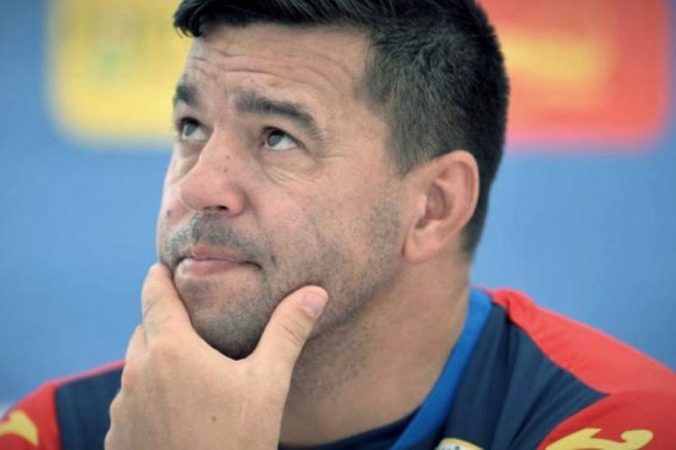 Contra după umilința cu Spania: Voi anunța decizia. A fost luată înainte de meci