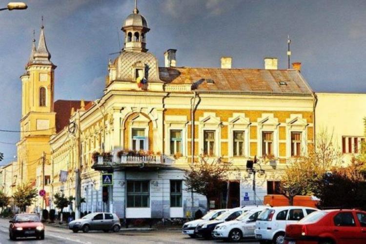 Alegeri PREZIDENȚIALE - primul tur în Gherla: Iohannis 3.888 voturi, Dăncilă 1.450 voturi, Barna 1.334 voturi