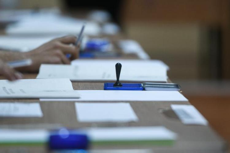 Alegeri PREZIDENȚIALE primul tur: Municipiul Dej a fost câștigat de Klaus Iohannis