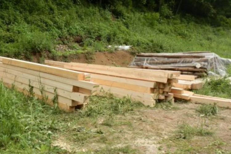 Clujean ucis de o bucată de lemn uscat