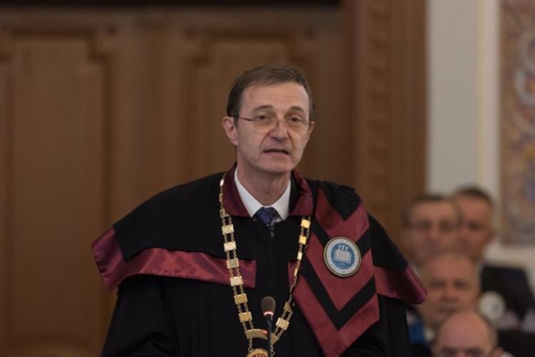 Rectorul UBB i-a dat replica Vioricăi Dăncilă: A ști o limbă străină e semn de mare bogăţie spirituală