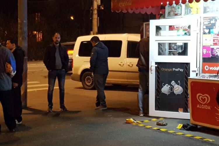 VIDEO - Eroul din Gheorgheni! A oprit o tentativă de jaf de la un magazin. Vânzătoarea a avut curaj nebun - EXCLUSIV
