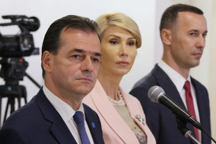 Guvernul Orban își asumă răspunderea pe recursul compensatoriu și OUG 114