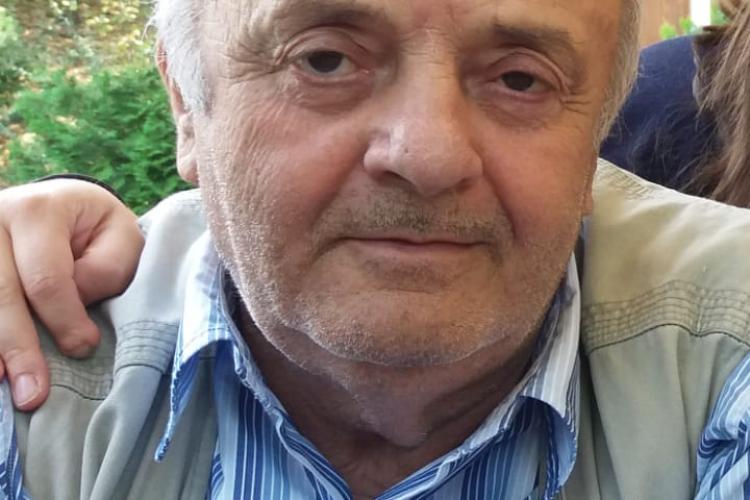 Clujean de 73 de ani, dispărut de acasă! L-ați văzut? FOTO