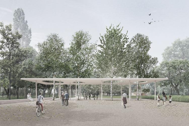 Consiliul Local Cluj-Napoca a aprobat revitalizarea Parcului Feroviarilor