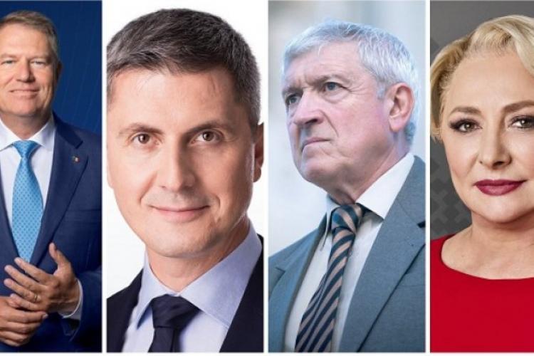 """Moise Guran susține că Barna va fi salvat de Diaspora, iar Dăncilă """"10%"""" e pe patru"""