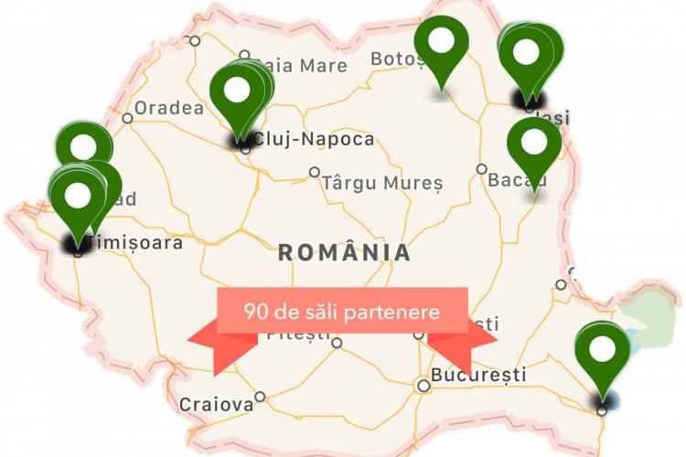 Sistemul ESX – cumperi un abonament și ai acces la zeci de cluburi sportive din Cluj și restul țării