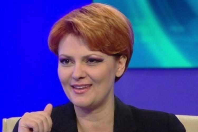 """Lia Olguța Vasilescu: """"Domnul Klaus, cred deja, se şi vede şef de lagăr de concentrare şi toţi PSD-iştii băgaţi…"""""""