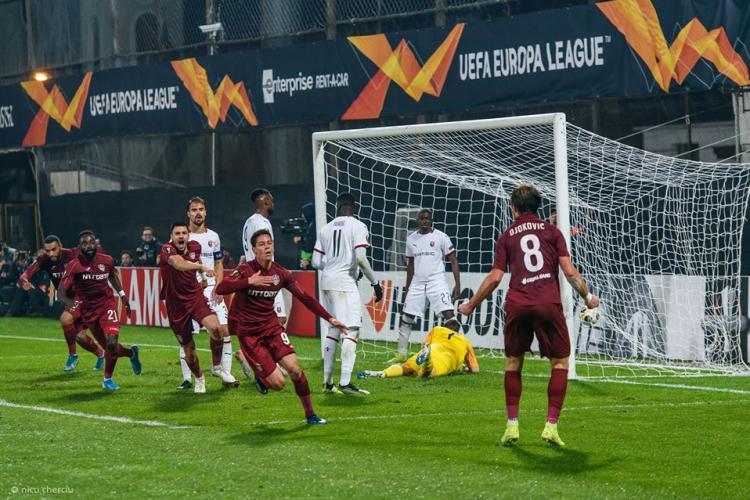 CFR Cluj numără milioanele luate de la UEFA. Cât au încasat până acum