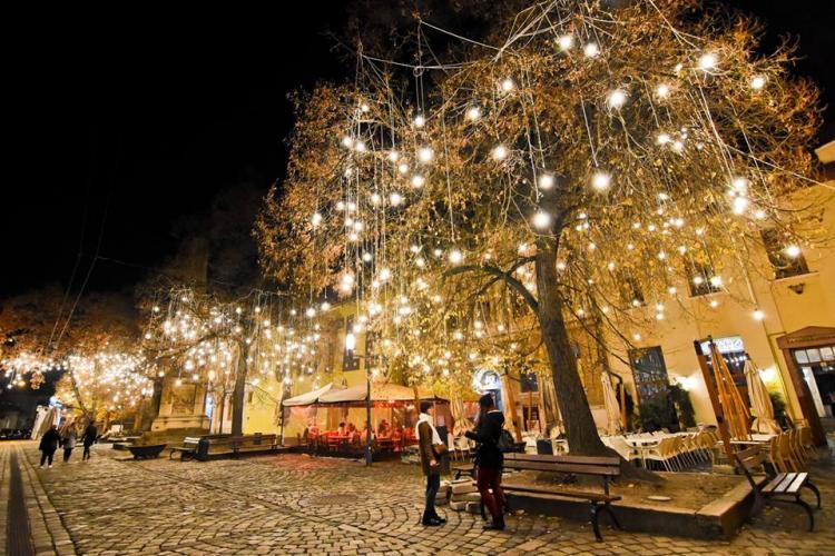 Festivalul Lights ON Romania aduce la Cluj instalații artistice de mari dimensiuni
