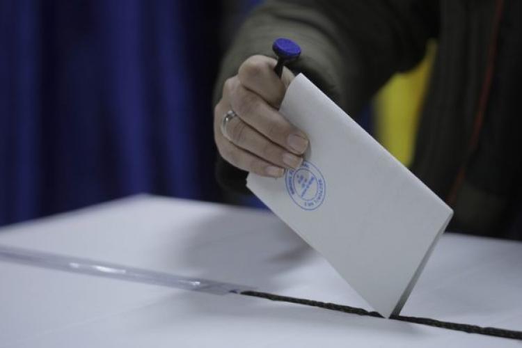 Prezența la urne în Cluj, la turul al doilea al alegerilor prezidențiale