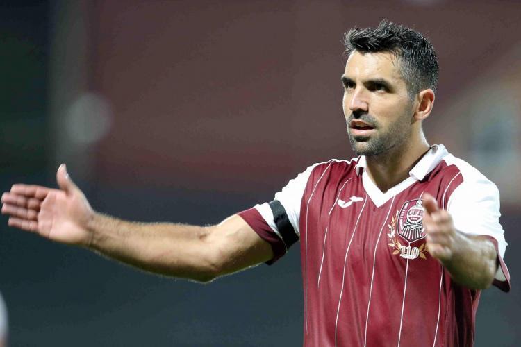 Culio crede că CFR Cluj nu a intrat cu încredere în meciul cu Lazio Roma. Prin ce minune se mai pot califica clujenii?