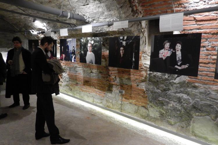 """Artiștii sunt chemați să expună în """"pivnița"""" Institutului Francez din Cluj"""