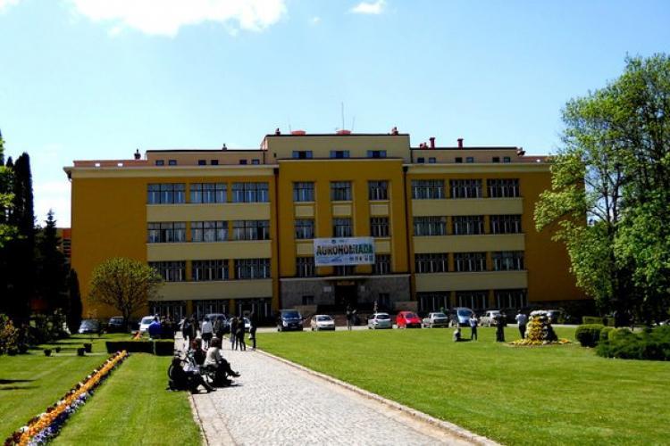 Sute de studenți vor găti și degusta rețete inovative, la USAMV Cluj-Napoca, în 8 noiembrie