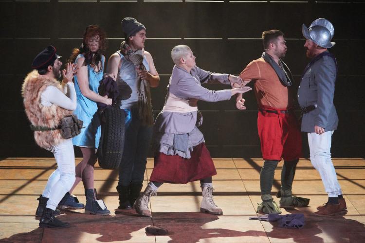 Festivalul Uniunii Teatrelor din Europa are loc la Cluj-Napoca