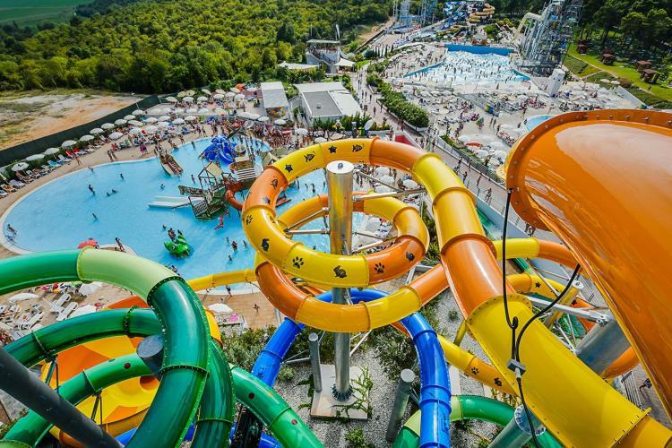 În sfârșit, Boc spune adevărul despre Aquaparkul Clujului