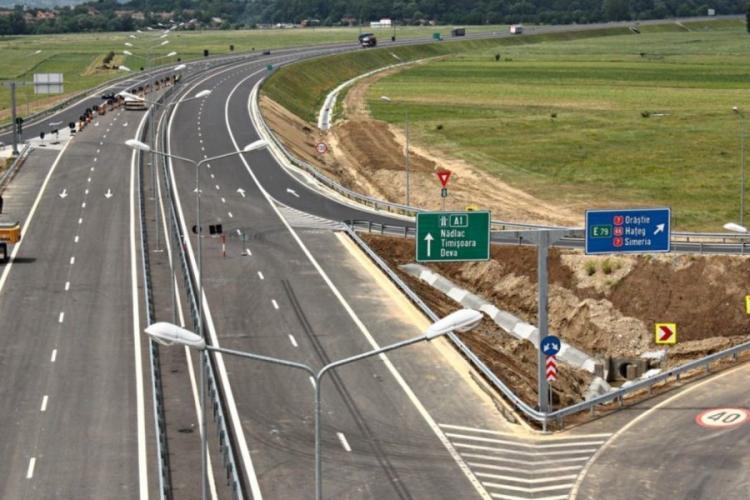 Ministrul Transporturilor: Suntem campioni la proiectare de autostrăzi. La execuție suntem pe locul 128 în lume, după Zimbabwe şi Gabon