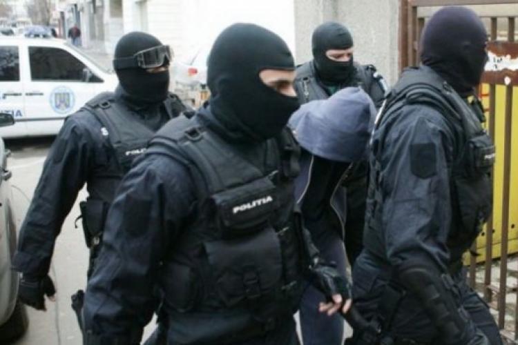 Spărgătorii de la Universitatea Agricolă din Cluj au fost prinși