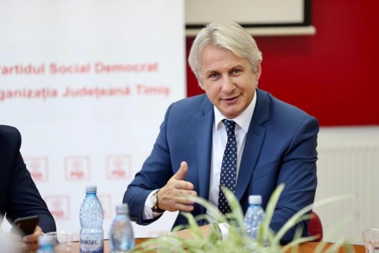 Eugen Teodorovici anunță că PSD a golit fondul de rezervă: Nu mai sunt bani