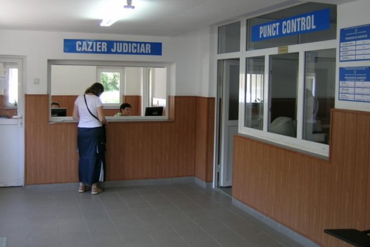 ATENȚIE! S-a schimbat locația de unde se eliberează cazierele judiciare la Cluj