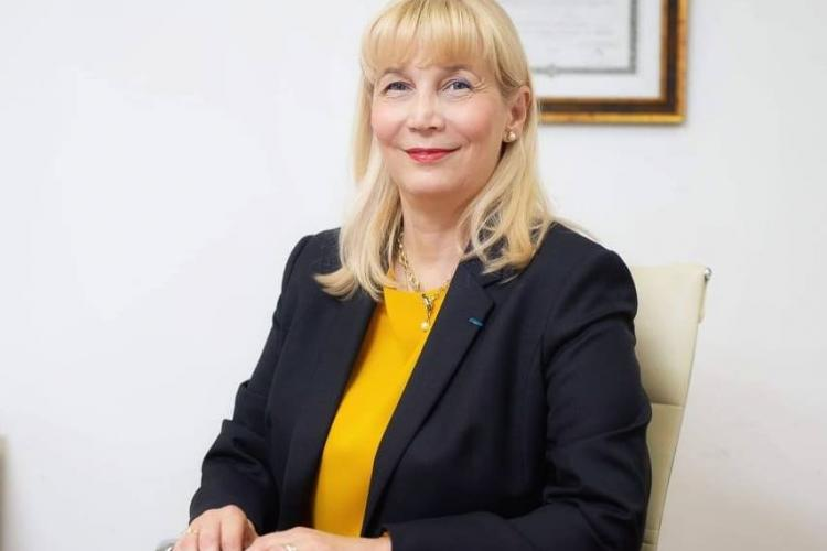 Prof. Anca Buzoianu aleasă rector al UMF Cluj. E prima femeie rector din istoria universităților de medicină