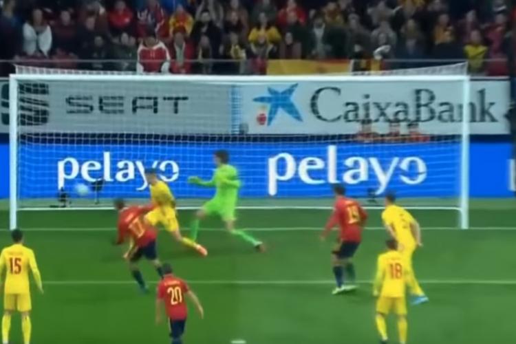 UMILINȚĂ cu Spania în preliminariile Euro 2020, 5-0 fără nicio ripostă - REZUMAT VIDEO