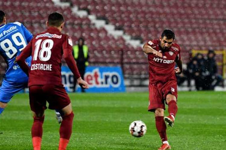 CFR Cluj - Rennes 1-0. CFR Cluj e aproape calificată. Performață URIAȘĂ