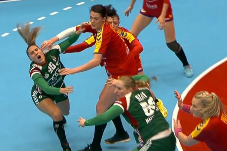 România a învins Ungaria la Mondialul de handbal din Japonia