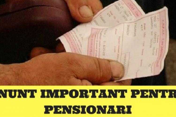 Guvernul va interzice cumularea pensiei cu salariul de la stat