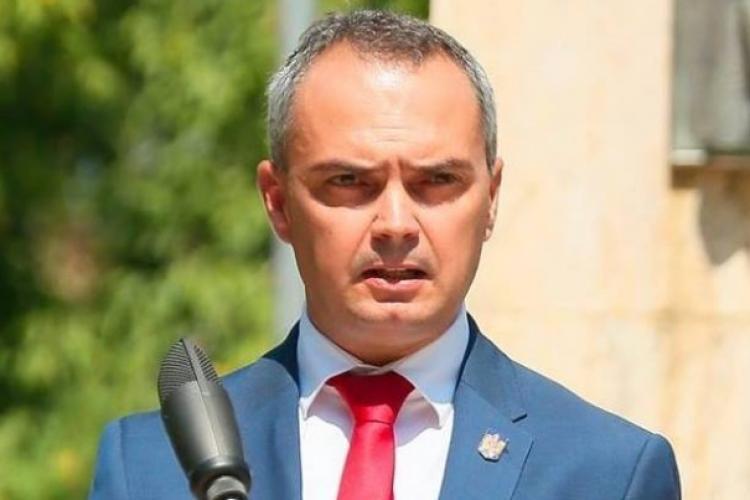 Prefectul Clujului, Aurel Cherecheș, a fost demis de premier