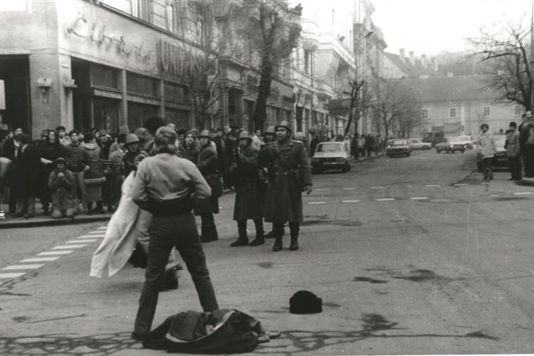 """Lansarea cărții """"Călin Nemeș. Istoria unui Revoluționar"""", scrisă de Tiberiu Fărcaș, va fi făcută în stradă. Restricții de circulație"""