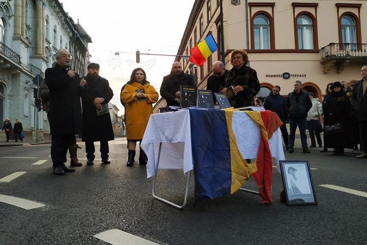 Cartea despre Călin Nemeș lansată la Cluj de Tiberiu Fărcaș. Eveniment la 30 de ani de la Revoluția din 1989 - VIDEO și FOTO