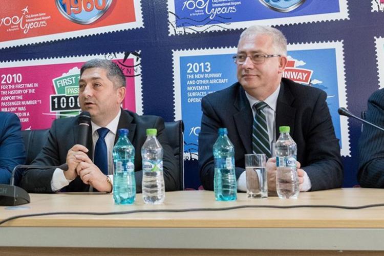 Alin Tișe, pus de instanță la plată după ce i-a calomniat pe directorii Aeroportului Cluj