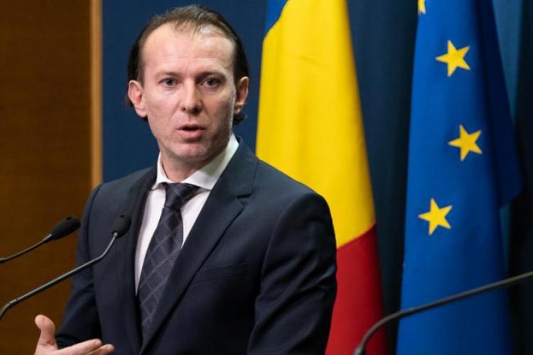Parlamentarii PSD vor să îi pună lesă ministrului Finanțelor, Florin Cîțu. Au adoptat o moțiune simplă