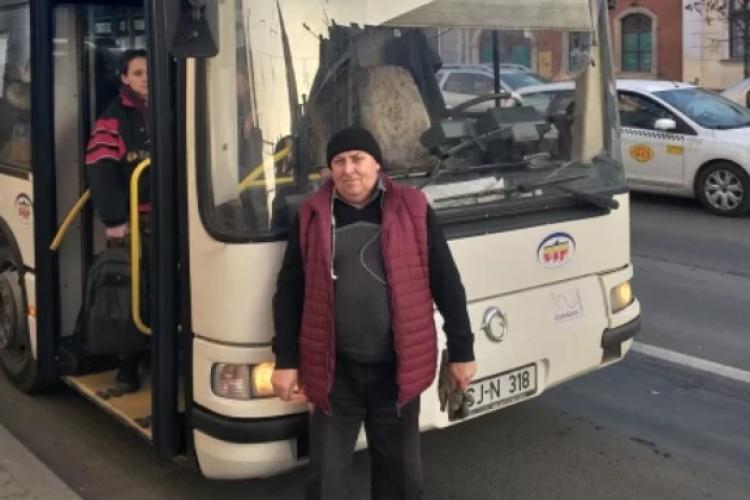 Dacă nu la Cluj, atunci unde? Un șofer de troleibuz a returnat o geantă plină cu bani