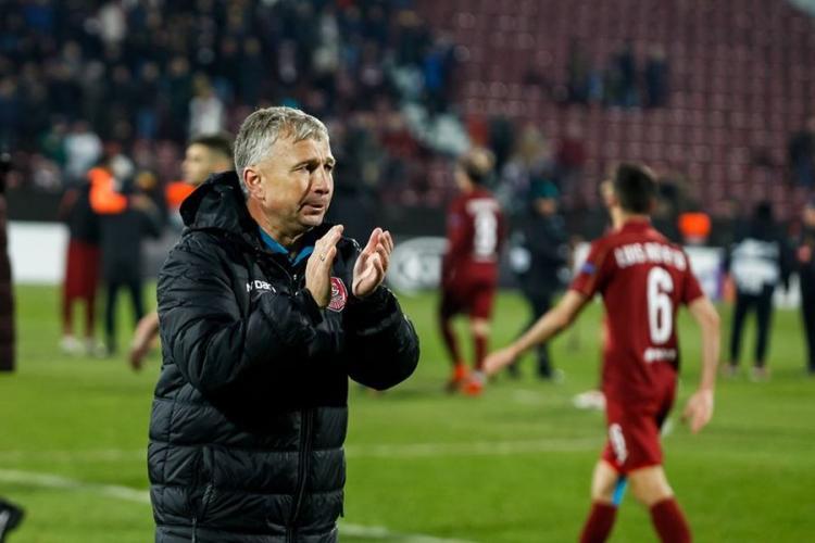 Dan Petrescu rămâne la CFR Cluj. Ce durată are contractul semnat