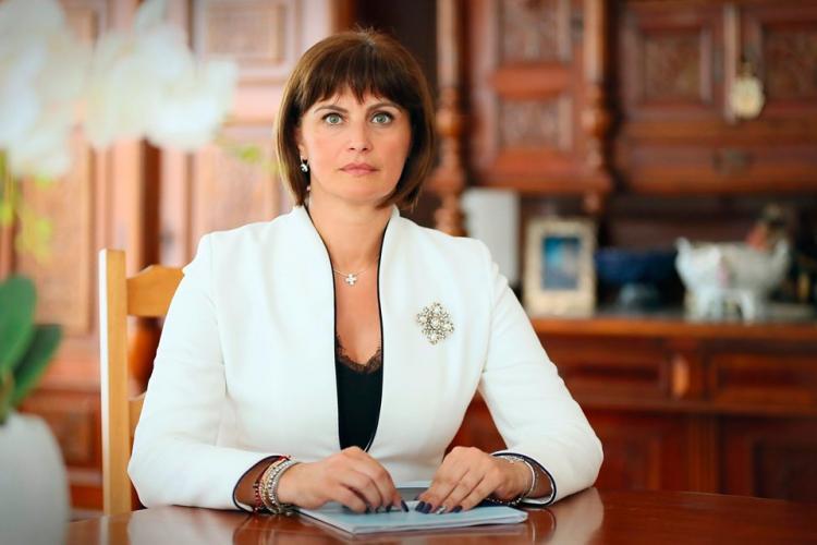 Deputata PSD Cluj, Cristina Burciu, s-a afiliat grupului PNL