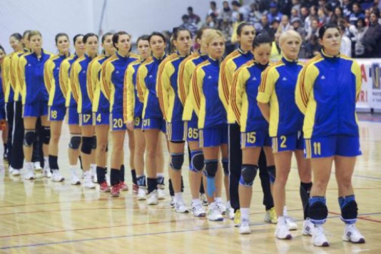 Naționala feminină a României la handbal, învinsă la limită de Muntenegru în Campionatul Mondial din Japonia