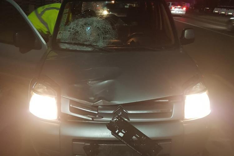 Tânăra de 17 spulberată de o mașină în Sannicoara este in stare gravă