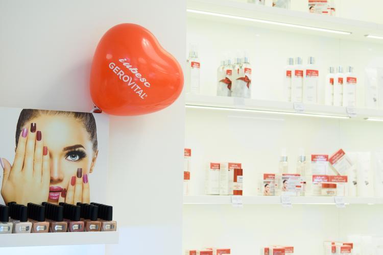 Farmec deschide în Pitești cel de-al doilea magazin Gerovital în sistem de franciză