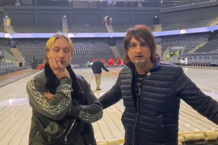 Show -ul Kings on Ice, de la BT Arena, nu a avut loc sâmbătă seara pentru că nu a fost pregătită gheața - VIDEO