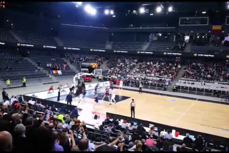 U Banca Transilvania a câștigat meciul cu Oradea, din grupele FIBA Europe Cup  - VIDEO