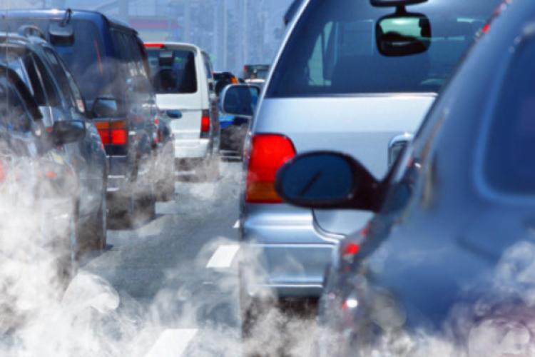"""Clujul, cel mai poluat oraș din România. Mai avem """"cel mai bun aer din Europa""""?"""