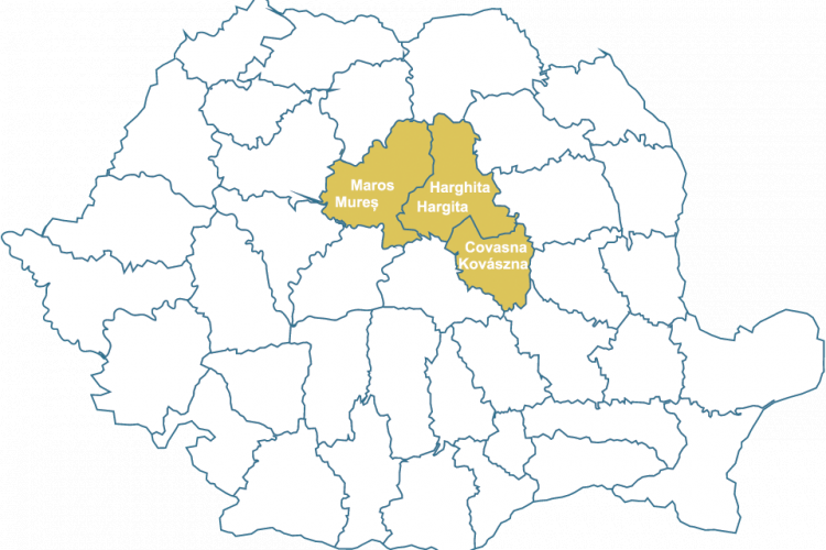Un nou proiect pentru autonomia Ținutului Secuiesc a fost depus în Parlament